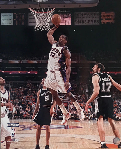 Amare Stoudamire Phoenix Suns unsigned 16x20 Photo