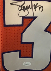 Steve Nash Phoenix Suns Autographed Jersey with JSA Letter of Authenticity *Mint