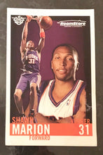 "Shawn Marion Phoenix Suns signed photo scrip ""The Matrix"" JSA Cerificate of Auth"