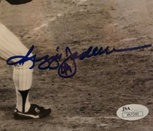 Reggie Jackson New York Yankees signed 8x10 Photo JSA Cert of Authenticity