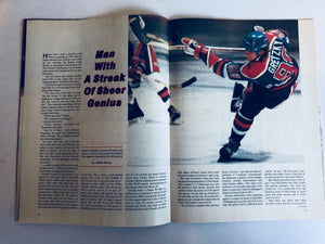 "Wayne Gretzky Sports illustrated Edmonton Oilers ""Greater & Greater"" 1984 WOW!!!"