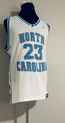 Michael Jordon University of North Carolina Jersey