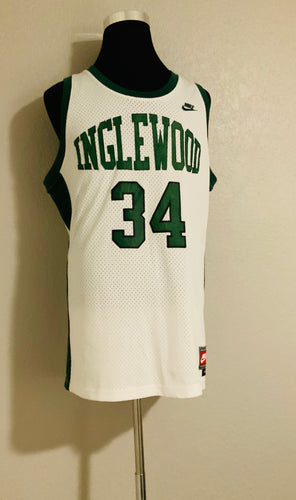 Paul Pierce Inglewood High School Jersey