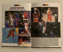 Phoenix Suns Game Program vs Philadelphia 76ers 03/30/2005