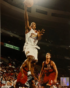Allen Iverson Philadelphia 76ers 8x10 Photo