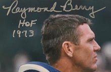 Raymond Berry Baltimore Colts Autographed 8x10 Photo