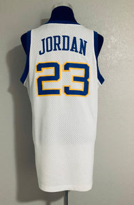 Michael Jordon Laney High School Basketball Jersey
