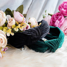Load image into Gallery viewer, THE STELLA VELVET HEADBANDS