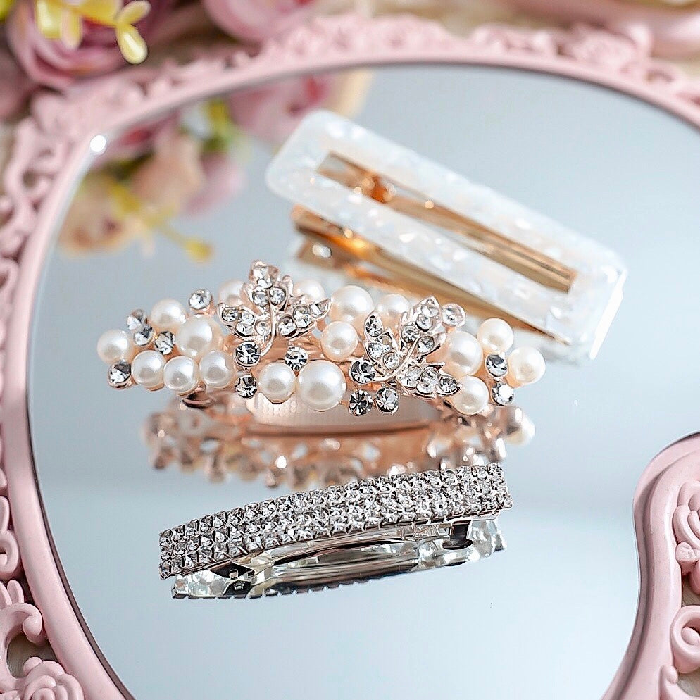 THE IVORY ELEGANCE SET