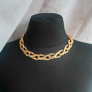 THE GOLD VIKING NECKLACE