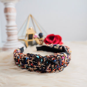 THE (LIMITED EDITION) BLAIR TWEED HEADBANDS