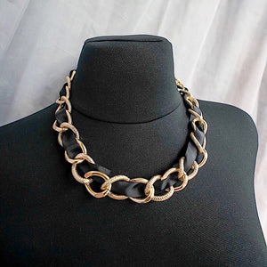 THE VALENTINA CHAIN NECKLACE