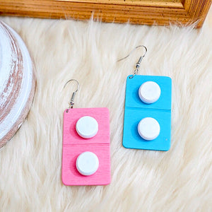 THE TABLET EARRINGS