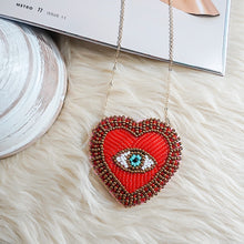 Load image into Gallery viewer, THE ELSKA HANDMADE NECKLACE