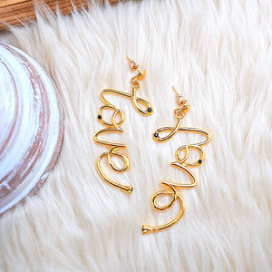 "THE CARRIE ""LOVE"" EARRINGS"