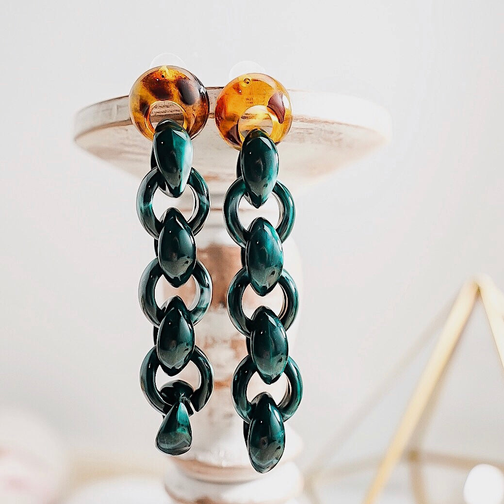 THE AMELIA DROP EARRINGS
