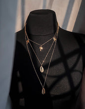 Load image into Gallery viewer, THE COWRIE LAYERED NECKLACE