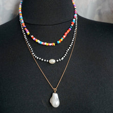 Load image into Gallery viewer, THE MONROE LAYERED NECKLACE