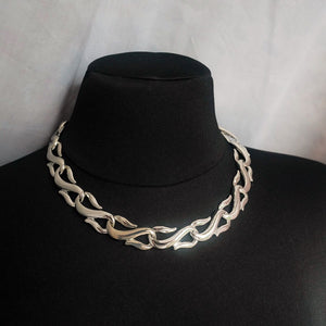 THE SILVER VIKING NECKLACE