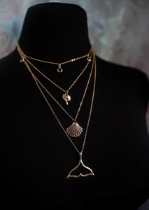 THE OCEANIA LAYERED NECKLACE