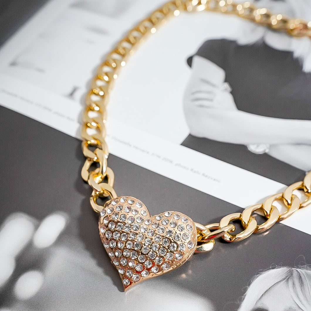 THE ESMÉE DIAMOND NECKLACE