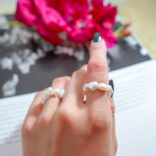Load image into Gallery viewer, THE MONSOON PEARL RINGS
