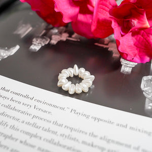THE MONSOON PEARL RINGS