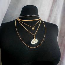 Load image into Gallery viewer, THE FIJI LAYERED NECKLACE