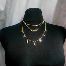 Load image into Gallery viewer, THE 3 SET POLAR NECKALCE