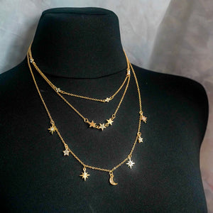 THE 3 SET POLAR NECKALCE
