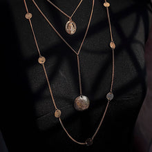 Load image into Gallery viewer, THE MARIA LAYERED NECKLACE
