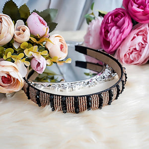 THE RAYCHELLE BEADED HEADBAND