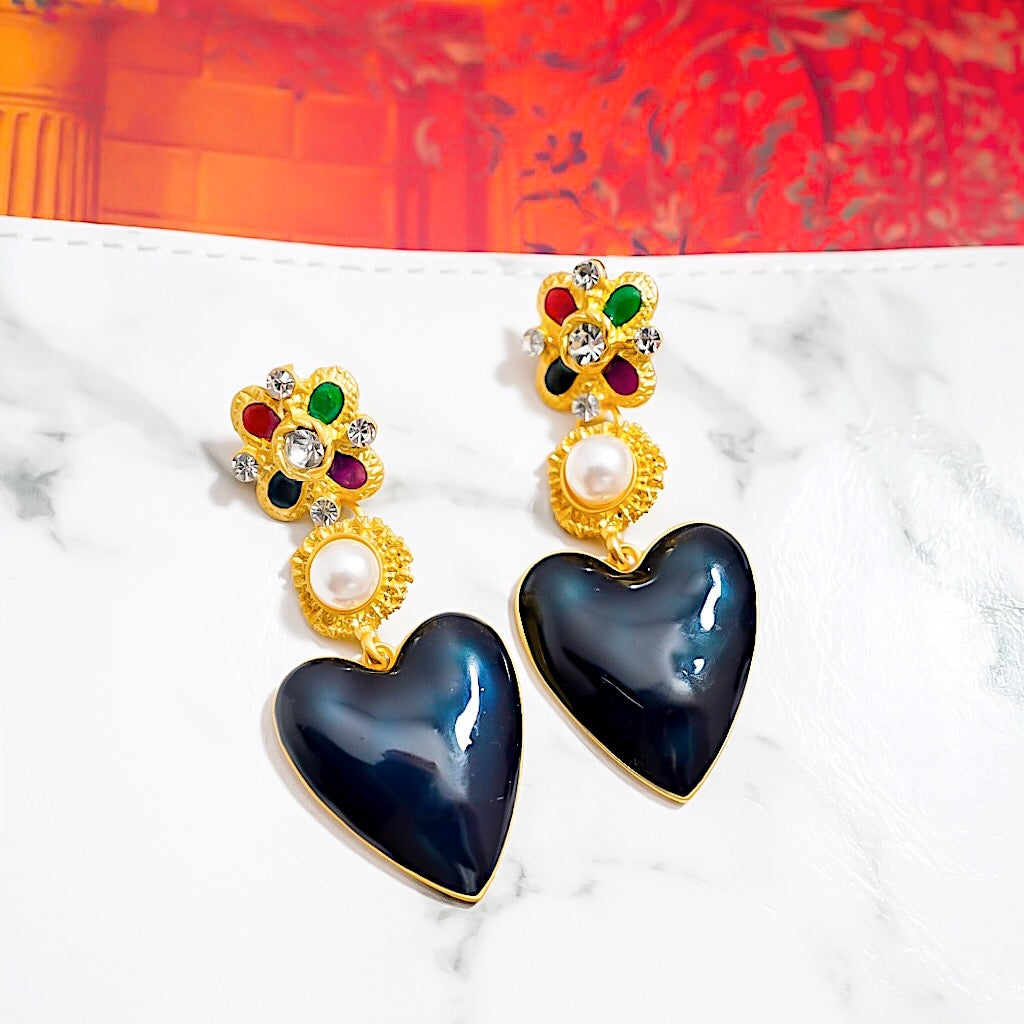 THE VATICAN EARRINGS