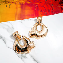 Load image into Gallery viewer, THE GOLD ANDROMEDA EARRINGS