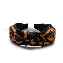 Load image into Gallery viewer, THE KIRBY KNOTTED HEADBAND