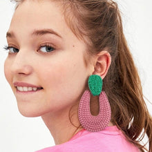Load image into Gallery viewer, THE KAIA DROP EARRINGS
