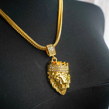 Load image into Gallery viewer, THE KING ICE NECKLACE