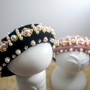 THE ADORA PADDED HEADBANDS