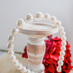 THE CLEON FRESH WATER PEARL HEADBANDS