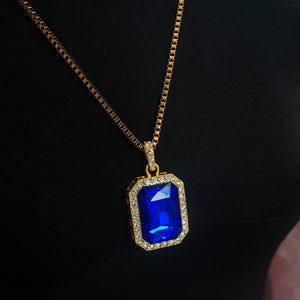 THE KING ICE NECKLACE