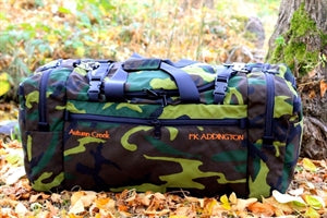 Double Header Duffle Bag