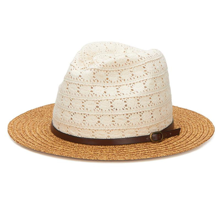 Women's Paperbraid Fedora