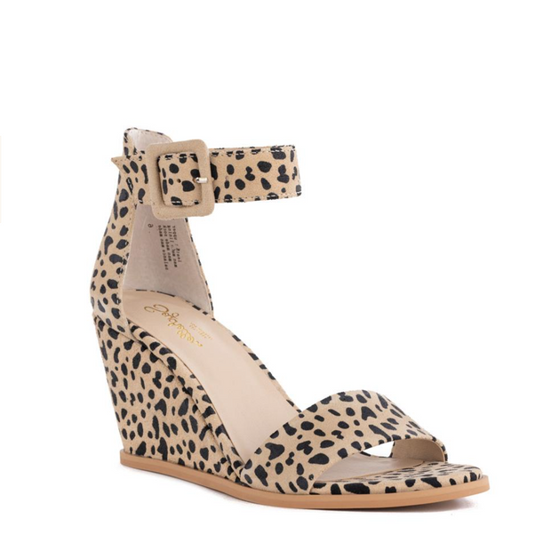Cloud Nine Wedge Sandal