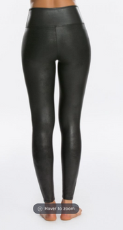 Faux Leather Legging 2437