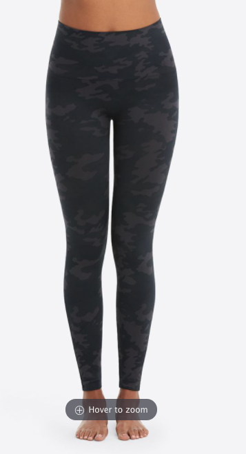 Look at Me Now Legging FL3515 (Black Camo)