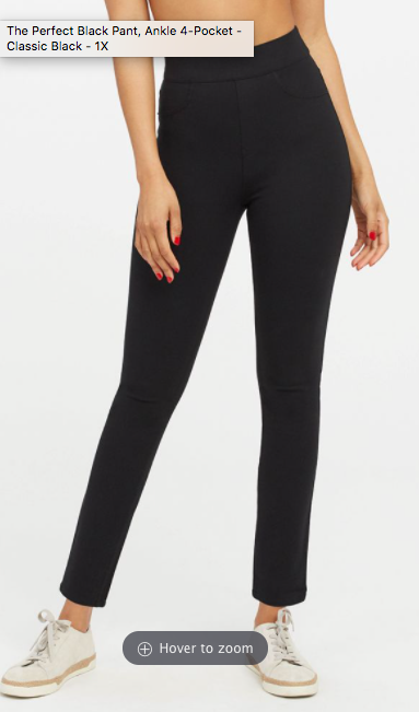 4 Pocket Ponte Legging/Pant 20202R
