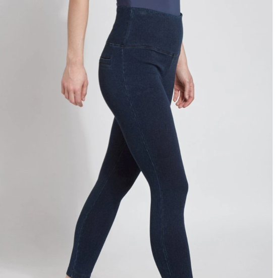 Denim Skinny (Indigo) 6174
