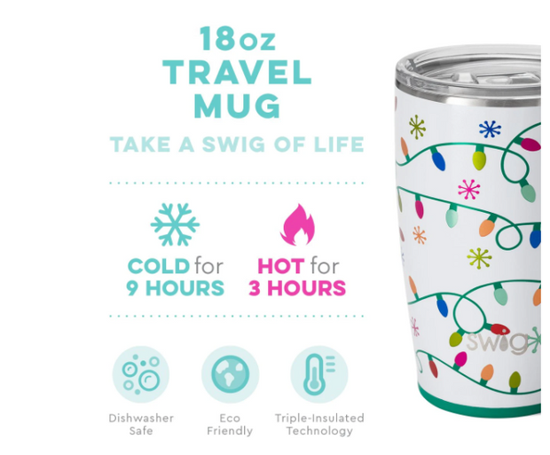 Swig 18oz Mug (Let It Glow)
