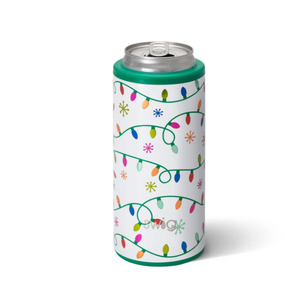 Skinny Can Cooler (Let It Glow)