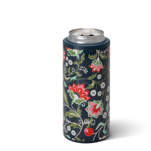 Skinny Can Cooler (Lotus Blossom)